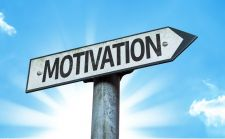 """Sign that reads """"motivation"""""""